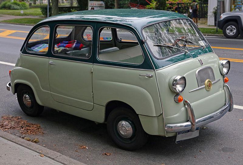 Fiat 600 Multipla tipo 100.108